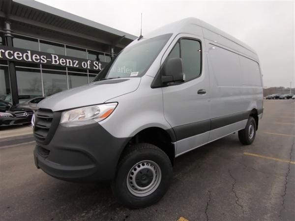 2019 Mercedes-Benz Sprinter Cargo Van in St. Charles, IL