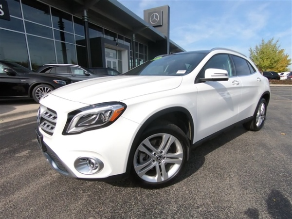 2019 Mercedes-Benz GLA in St. Charles, IL