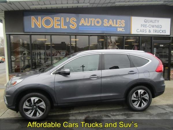 2015 Honda CR-V in North Grafton, MA