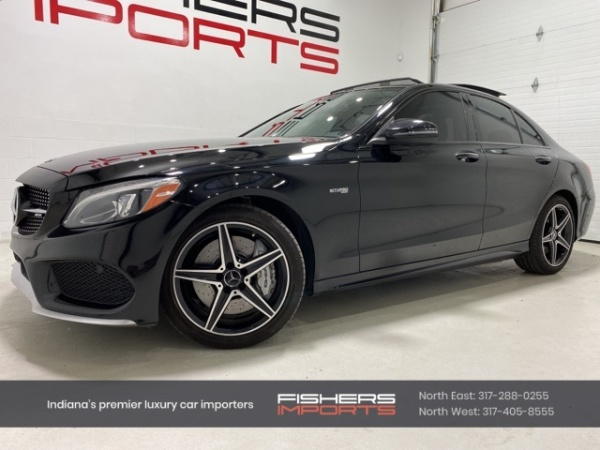 2018 Mercedes-Benz C-Class in Fishers, IN