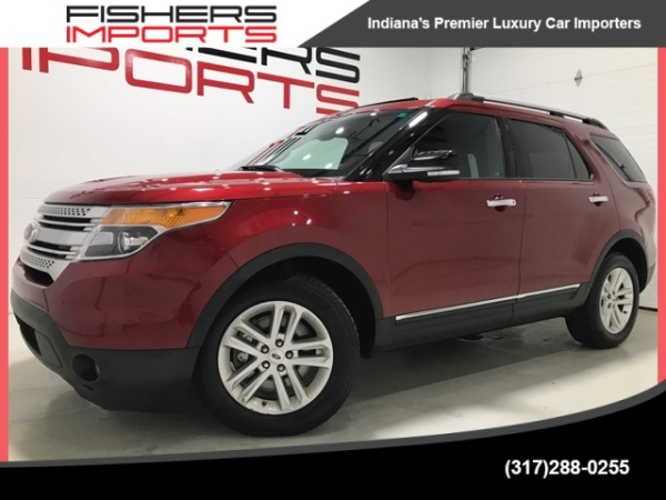 2013 Ford Explorer in Fishers, IN