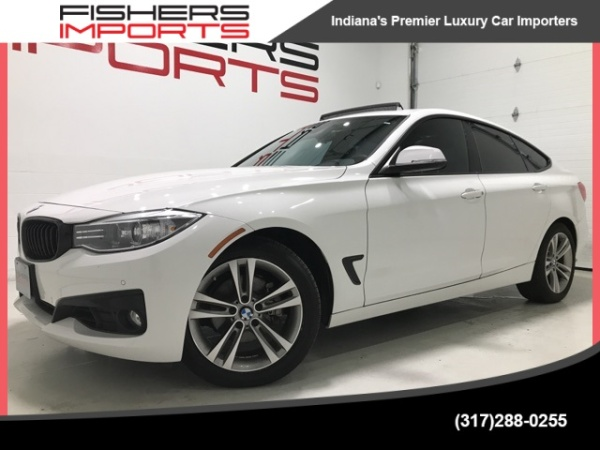 2016 BMW 3 Series in Fishers, IN
