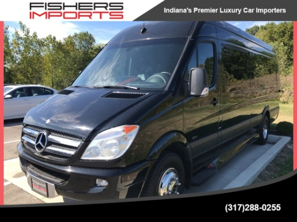 2013 Mercedes-Benz Sprinter Cargo 3500
