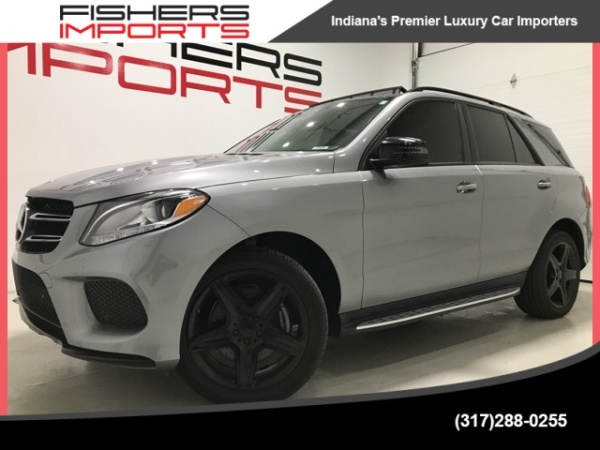 2016 Mercedes-Benz GLE in Fishers, IN