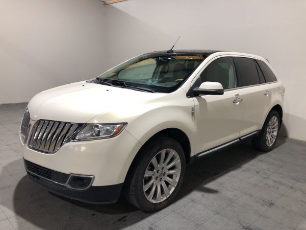 2012 Lincoln MKX FWD