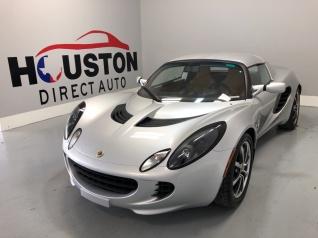 2005 Lotus Elise Roadster For In Houston Tx