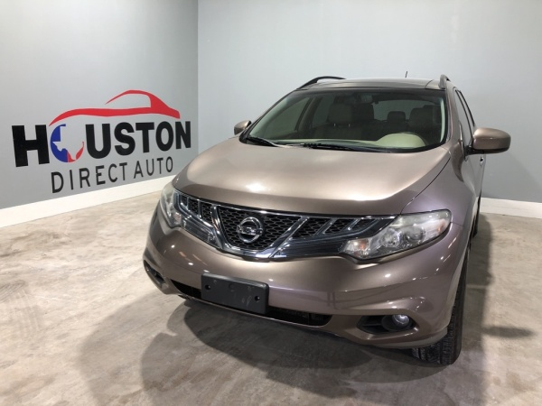2013 Nissan Murano in Houston, TX