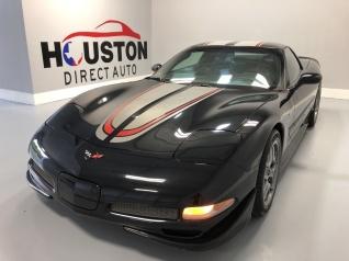 2004 Chevrolet Corvette Z06 Hardtop for Sale in Houston, TX