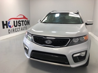 Used 2013 Kia Sorento SX V6 FWD For Sale In Houston, TX