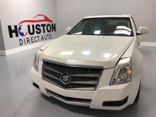 Used Cadillac For Sale In North Houston Tx 757 Used Cadillac