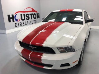 2010 Ford Mustang V6 Coupe For In Houston Tx