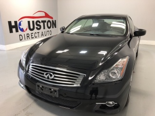 2017 Infiniti G G37 Base Convertible Rwd Automatic For In Houston Tx