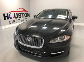 Used 2011 Jaguar XJ Supercharged For Sale In Houston, TX