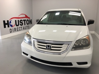 Charming Used 2010 Honda Odyssey LX For Sale In Houston, TX