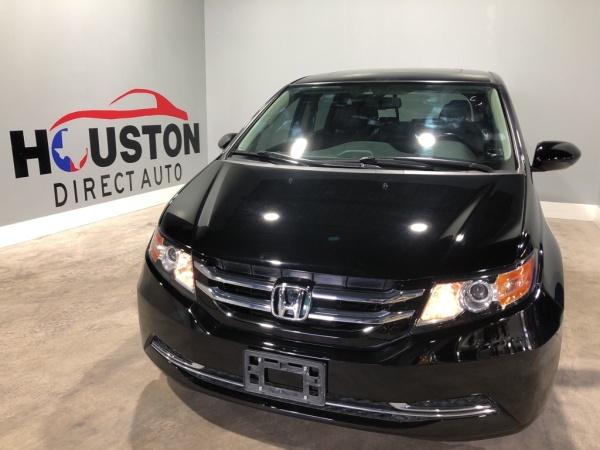 2015 Honda Odyssey in Houston, TX