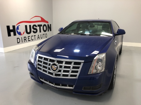 2013 Cadillac CTS in Houston, TX