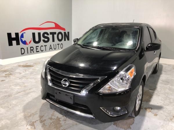 2018 Nissan Versa in Houston, TX