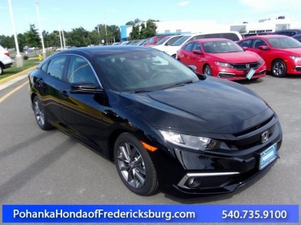 2019 Honda Civic in Fredericksburg, VA