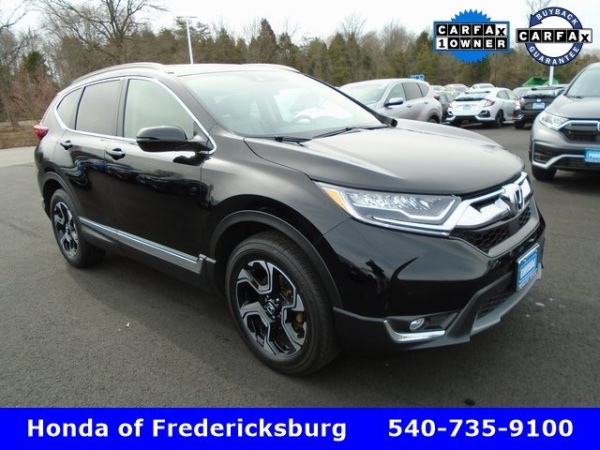 2018 Honda CR-V in Fredericksburg, VA