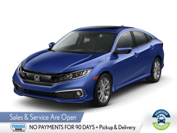 2020 Honda Civic in Fredericksburg, VA