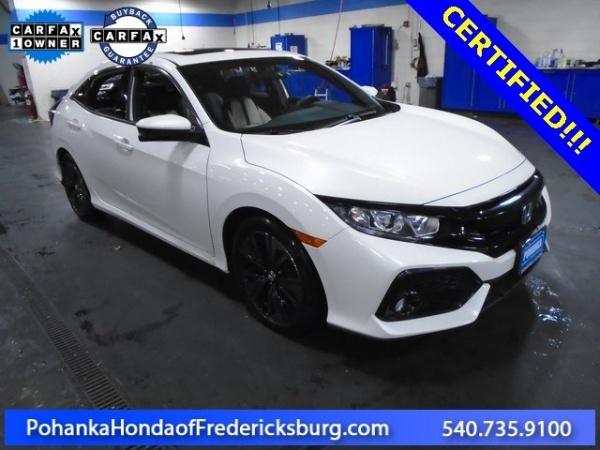 2017 Honda Civic in Fredericksburg, VA