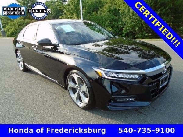 2018 Honda Accord in Fredericksburg, VA