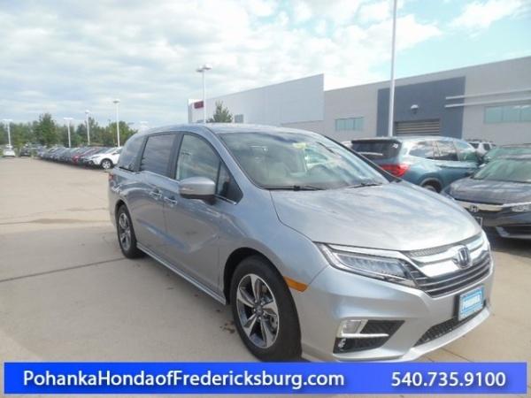 2019 Honda Odyssey in Fredericksburg, VA
