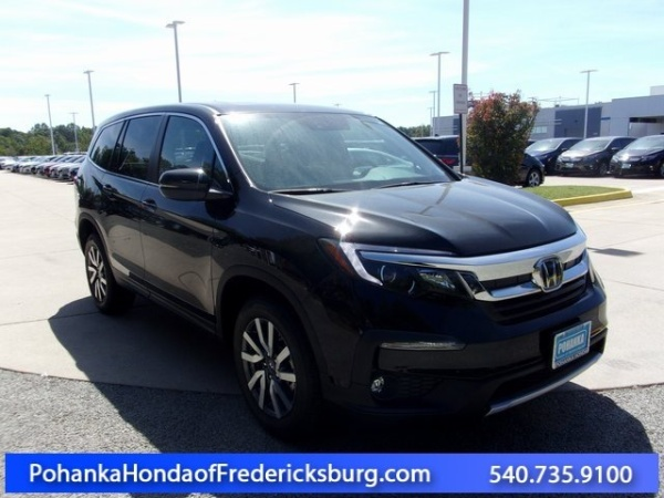 2020 Honda Pilot in Fredericksburg, VA