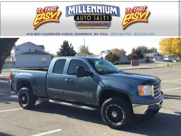 2012 GMC Sierra 2500HD in Kennewick, WA