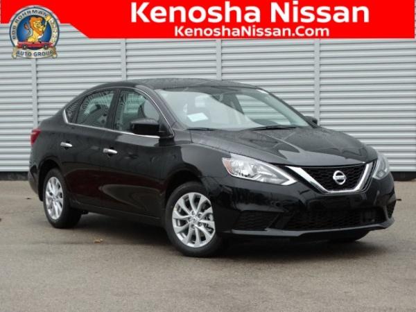 2019 Nissan Sentra in Kenosha, WI