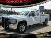 2013 Chevrolet Silverado 3500HD WT Extended Cab Long Box DRW 2WD for Sale in Houston, TX