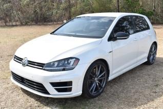 2017 Volkswagen Golf R Hatchback With Dcc Navigation Manual For In Fayetteville