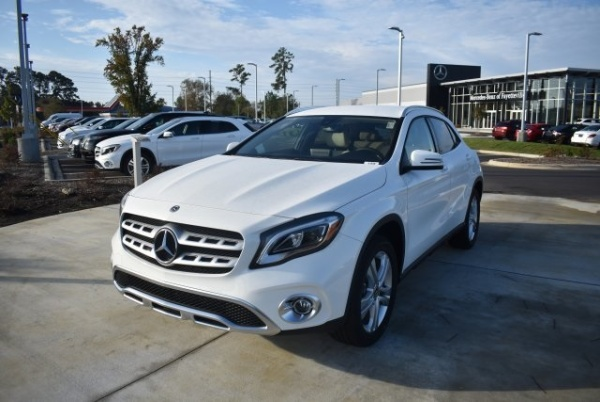 2020 Mercedes-Benz GLA in Fayetteville, NC