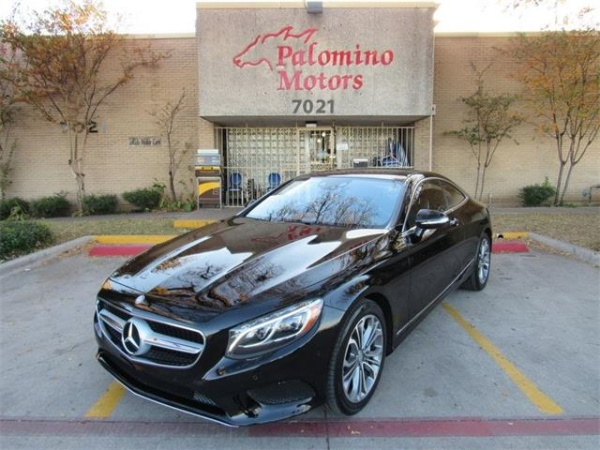 2016 Mercedes Benz S Cl In Dallas Tx