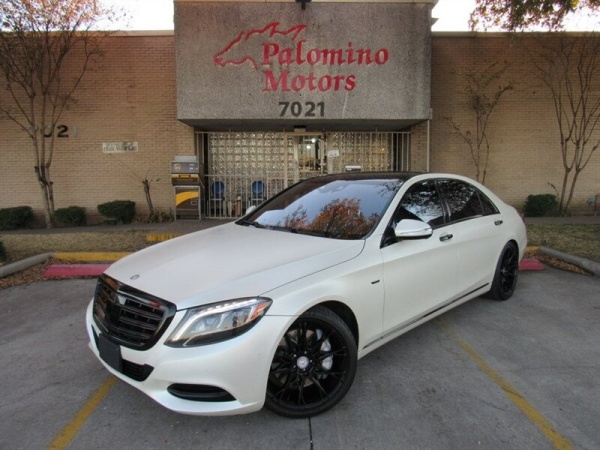 2014 Mercedes-Benz S-Class in Dallas, TX