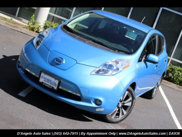 2014 Nissan LEAF in Hillsboro, OR