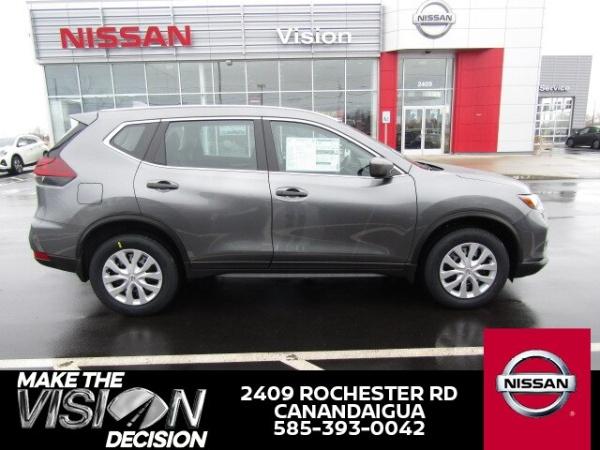 2020 Nissan Rogue in Canandaigua, NY