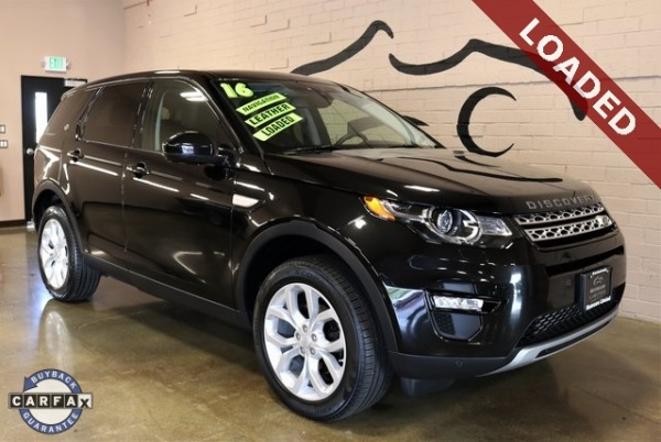 2016 Land Rover Discovery Sport in Mount Vernon, WA