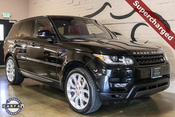 2016 Land Rover Range Rover Sport in Mount Vernon, WA