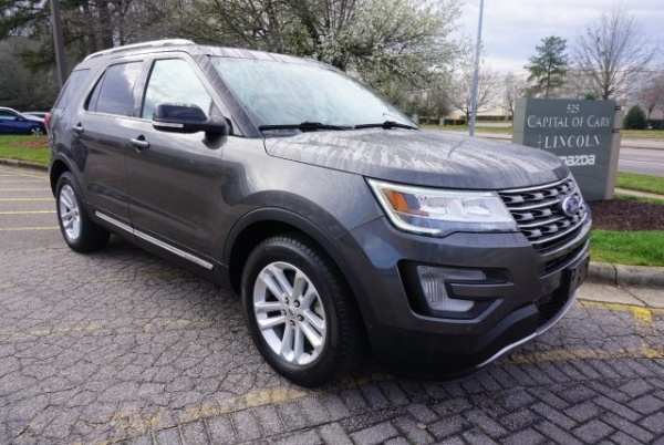 2017 Ford Explorer in Cary, NC