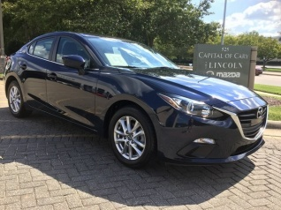 Used 2016 Mazda Mazda3 I Sport 4 Door Automatic For Sale In Cary, NC