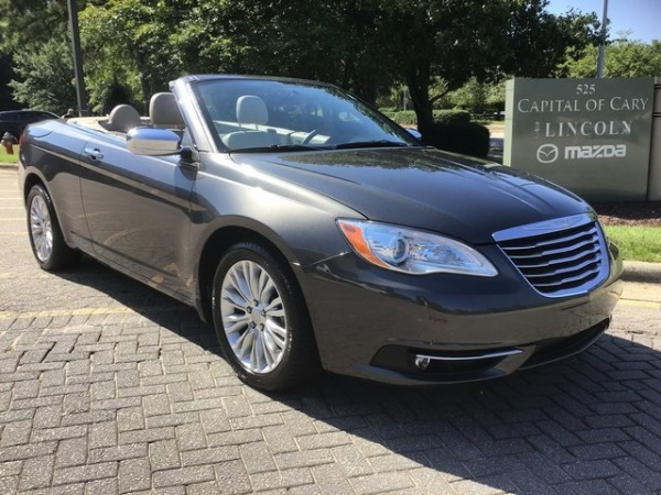 2014 Chrysler 200 in Cary, NC