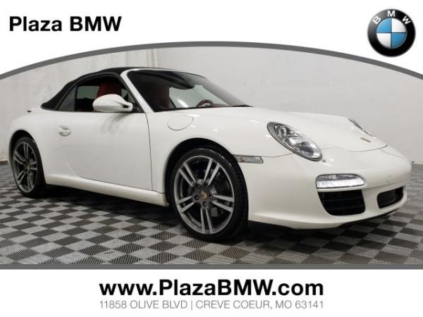 2011 Porsche 911 Carrera 4