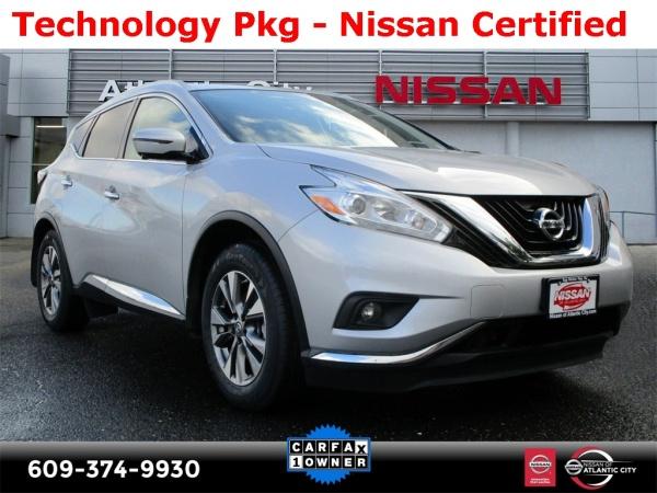 2016 Nissan Murano in Egg Harbor Township, NJ