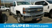 2016 Chevrolet Silverado 3500HD WT Double Cab Long Box SRW 4WD for Sale in Salt Lake City, UT