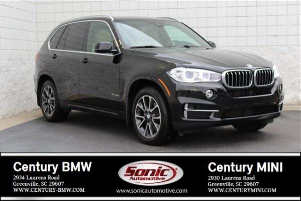 2017 BMW X5 in Greenville, SC