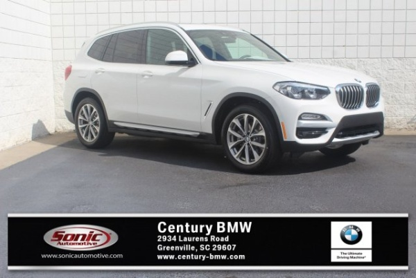 2019 BMW X3 in Greenville, SC