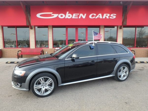 2013 Audi allroad in Madison, WI