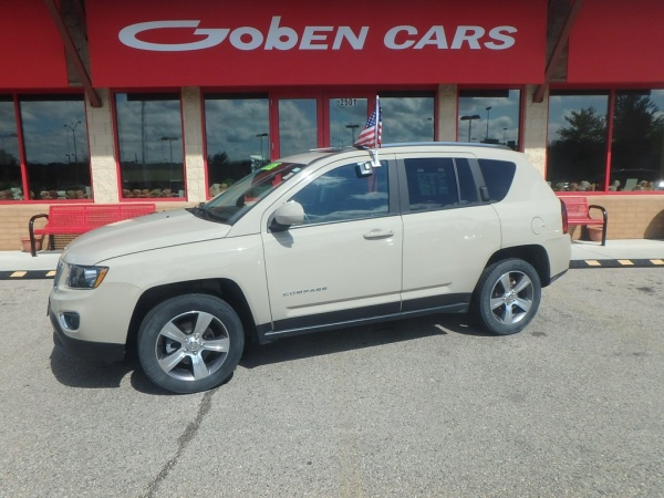 2017 Jeep Compass in Madison, WI