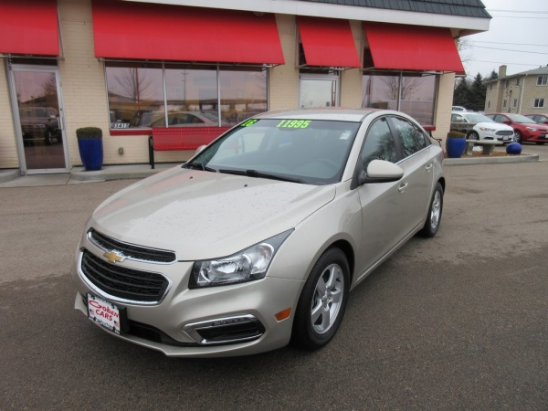 2016 Chevrolet Cruze Limited in Middleton, WI
